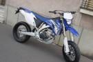 WR 450 f Super motard 2011 et YZ 250 F Endurisée 2011